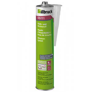 Illbruck OS111 Bitumen Lijmkit - 310ml