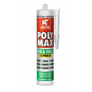 Griffon Polymax Fix&Seal Express Crystal Clear 300gr