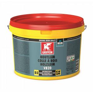 Griffon Professional Houtlijm VB20  (D3) - 5 kg