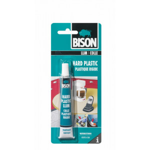 Bison Hard Plastic Lijm - 25ml