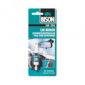 Bison Autospiegel Lijm - 2ml