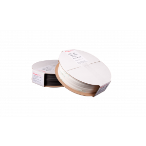 Coroplast AWX Celband 9x3mm - Zwart - 250 meter