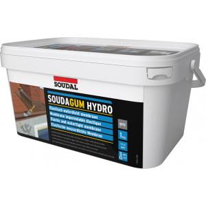 Soudal Soudagum Hydro Kit - Grijs - 1kg