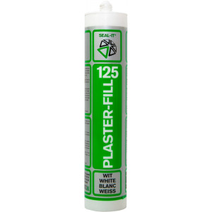 Seal-It 125 Plaster-Fill - Wit - 310ml