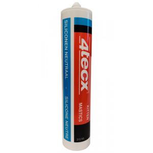 4TECX Siliconenkit Neutraal 310ml
