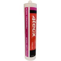 4TECX Acrylaatkit Crackvrij - Wit - 310ml