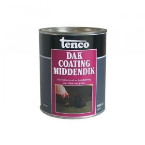 Tenco Dak Coating Middendik - 1 Ltr