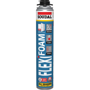 Soudal Flexifoam Gun - 750ml