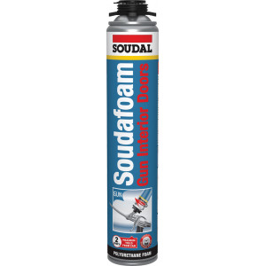 Soudal Soudafoam Gun Interior Doors PU - 750ml