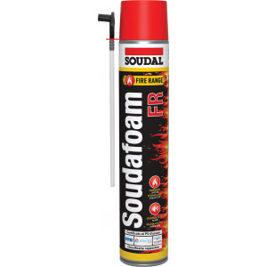 Soudal Soudafoam FR Hand Held PU - 750ml