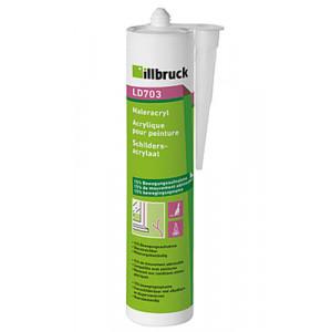 Illbruck LD703 Schildersacrylaatkit - Wit - 310ml