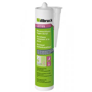 Illbruck LD705 Acrylaatkit Buitenkwaliteit - Wit - 310ml