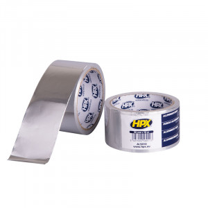 HPX Aluminium Tape - 50mm x 10mtr